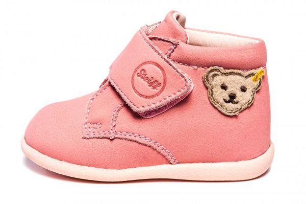 info for c2646 5f47c STEIFF Baby Lauflernschuhe Kinderschuhe Leder rosa für ...