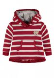 STEIFF Hoodie Sweatshirt rot weiss Mini Girl Classic Red NEU 6843223 Pulli